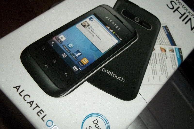Alcatel OT 903D