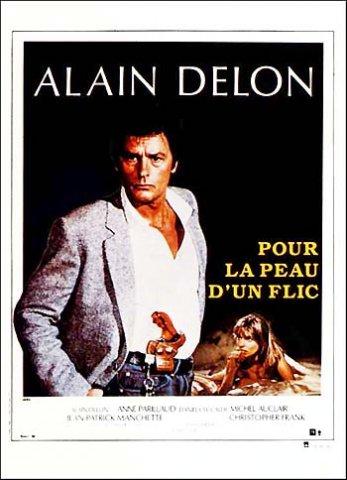 Pour la peau d'un Flic. Alain Delon